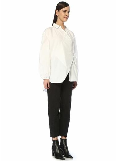 Ganni Gömlek Beyaz